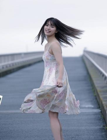 Suzuran Yamauchi Golfer Beautys Serious Swimsuit002