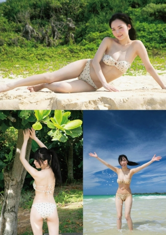 Yura Yura Tenshi no Tropic Bikini003