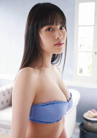 Reia Inoko Summer Festival in Yukata Bathing in Swimsuit003