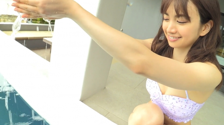 Anri Gendo the white body of a bewitching girl003