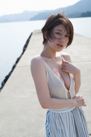 Miki Sato The Best Time to Spend with Her in Goto Nagasaki001
