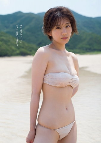 Miki Sato The Best Time to Spend with Her in Goto Nagasaki006