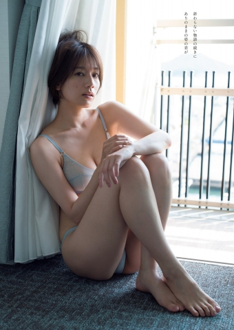 Miki Sato The Best Time to Spend with Her in Goto Nagasaki009