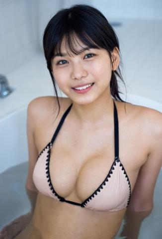Nanami Asahi I want to see her smile again and again this summer006