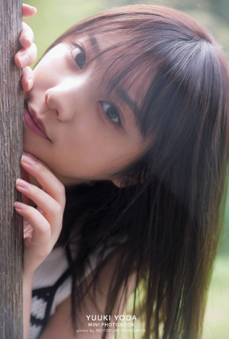Yuki Yoda the natural beauty of Nogizaka46 spent a relaxing A day in summer002