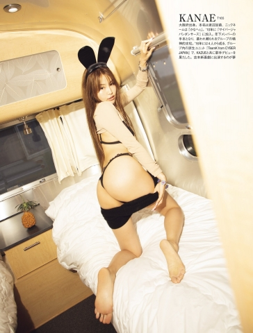 The beautiful sisters of the Cyber Japan Dancers take off their bikinis in distress003