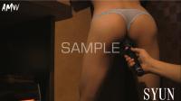 Big Dick College student SYUN in KARAOKE BOX-photo-sample (12)