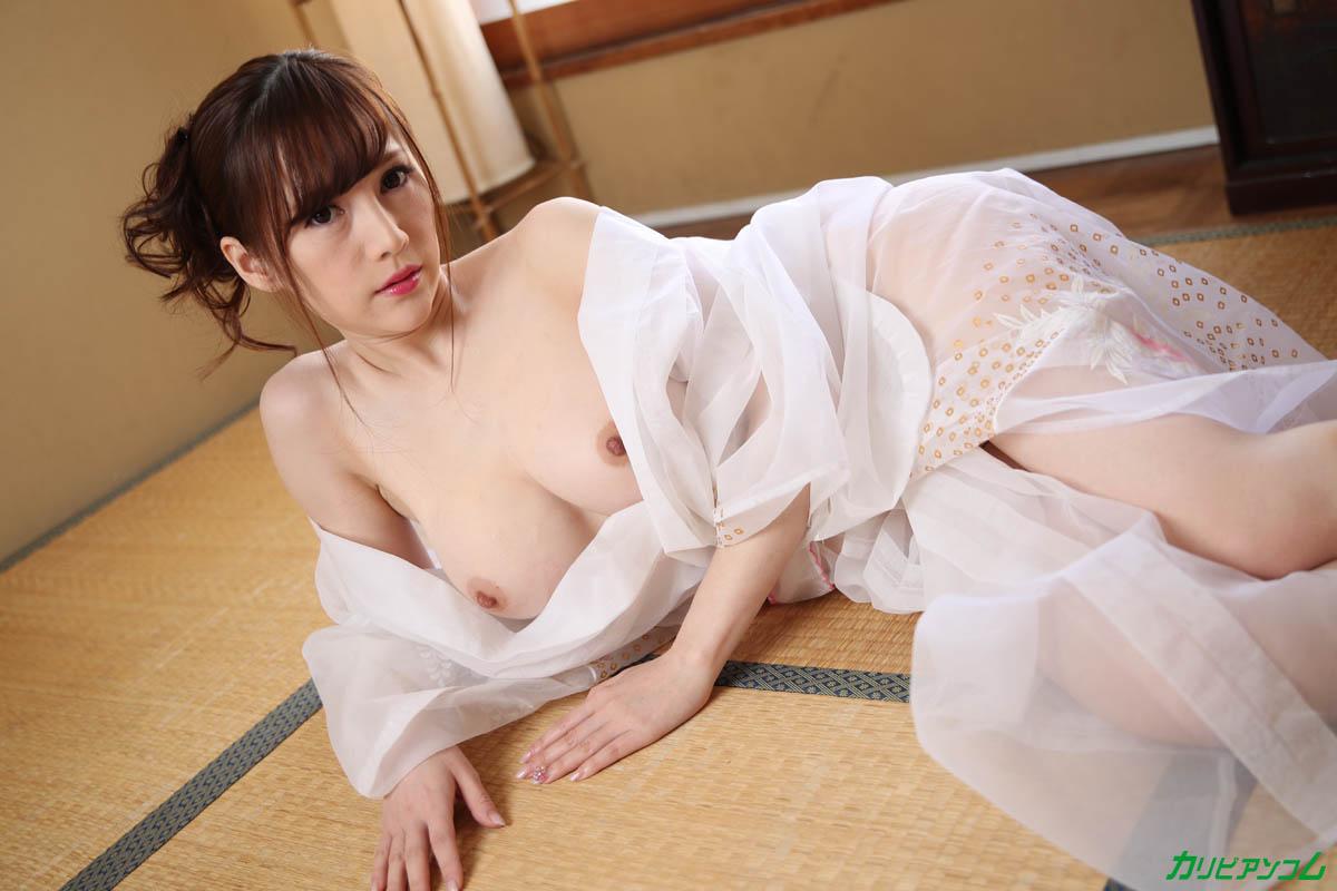 洗練された大人のいやし亭 ~透けた浴衣越しに輝く白桃おっぱい~
