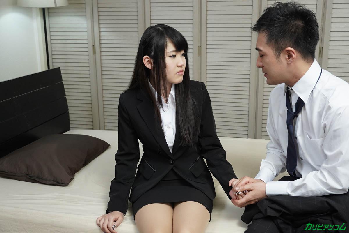 女子大生が受けた凌辱研修 ~私と彼氏と彼の上司と~