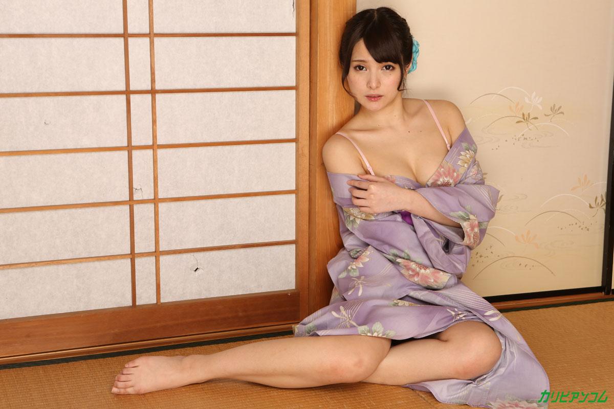 妖艶な浴衣でしっとり快感!