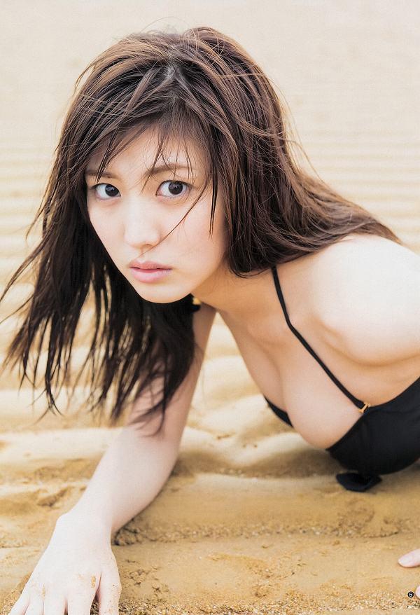 岩﨑名美 34