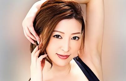 【舞咲璃・37歳】フェロモンが半端じゃない!美乳スレンダーの美熟女(人妻)がAVデビュー!若い男優のチンポでアンアン喘ぎ感じまくる濃厚不倫セックス!!