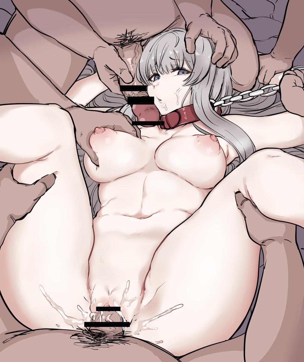 【グラブル】リゼットの輪姦セックス二次エロ画像【グランブルーファンタジー】