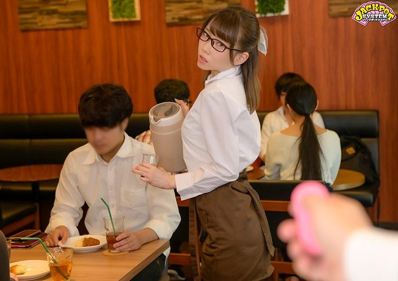 バイト先のカフェ②