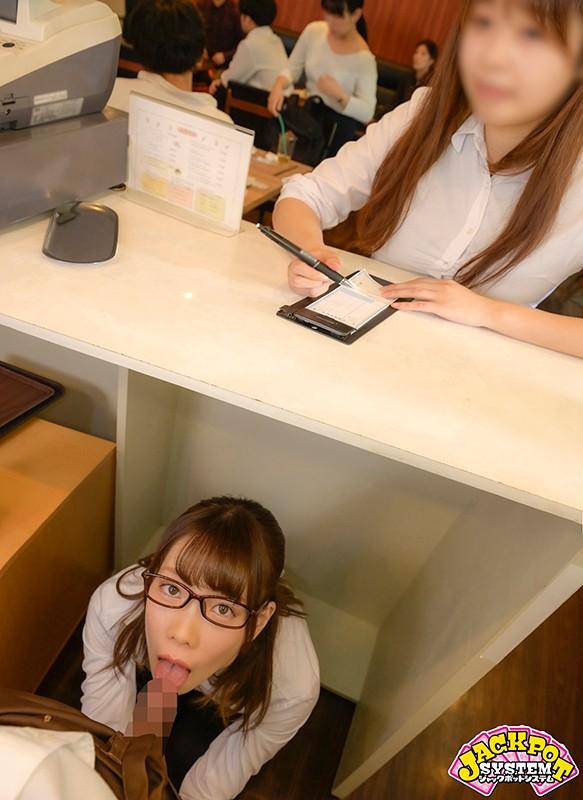 バイト先のカフェ③