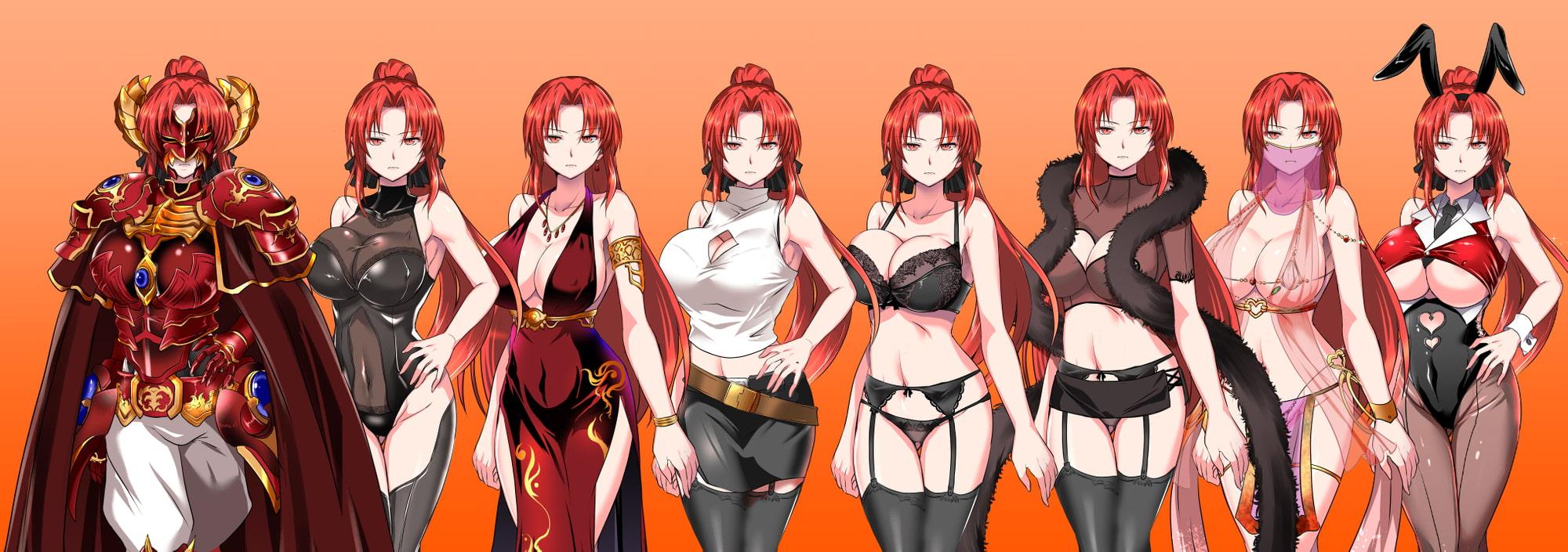 赤髪の鬼神 (7)