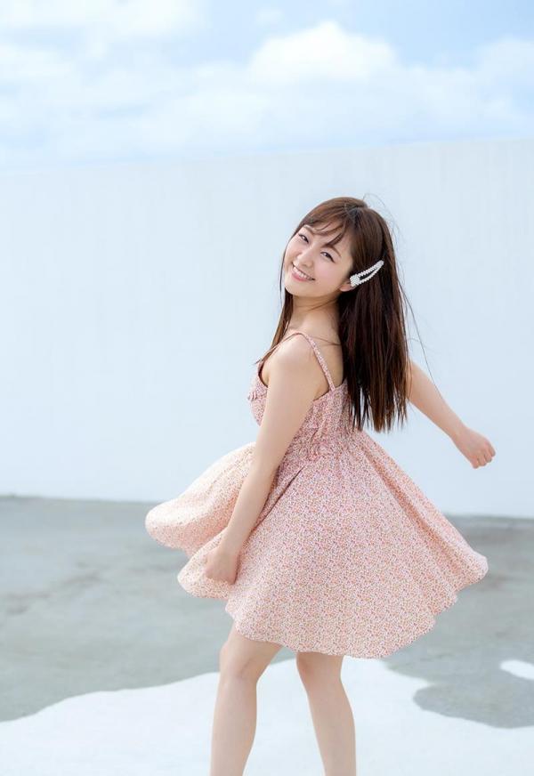 青空ひかり 弾ける笑顔のスレンダー美少女ヌード画像57枚のb06枚目