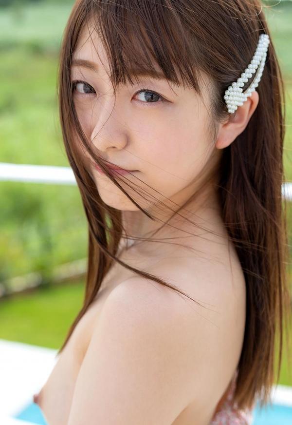 青空ひかり 弾ける笑顔のスレンダー美少女ヌード画像57枚のb17枚目