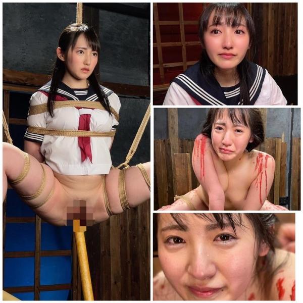 河奈亜依さん、串刺し拷問されて半狂乱になってしまう。画像37枚のa14枚目