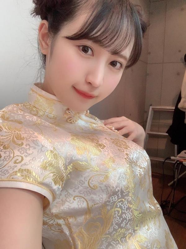 小野六花 19歳 エロすぎるチャイナドレス美少女 画像30枚のa01枚目