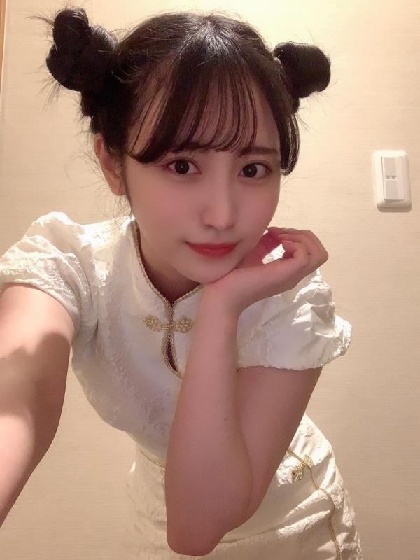 小野六花 19歳 エロすぎるチャイナドレス美少女 画像30枚のa07枚目