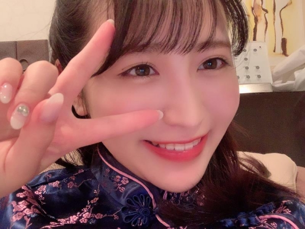 小野六花 19歳 エロすぎるチャイナドレス美少女 画像30枚のa09枚目