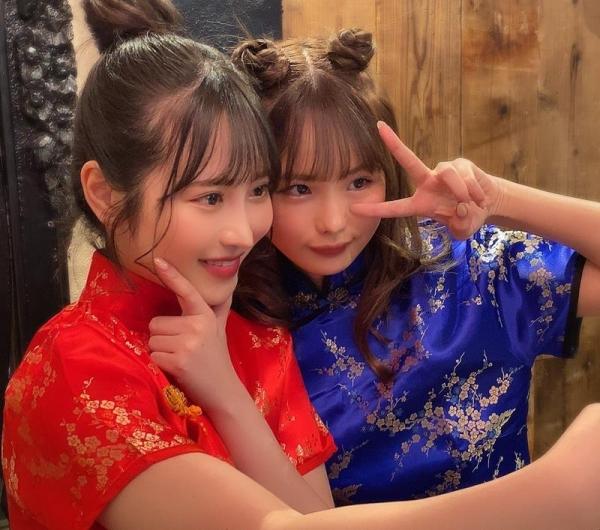 小野六花 19歳 エロすぎるチャイナドレス美少女 画像30枚のa12枚目