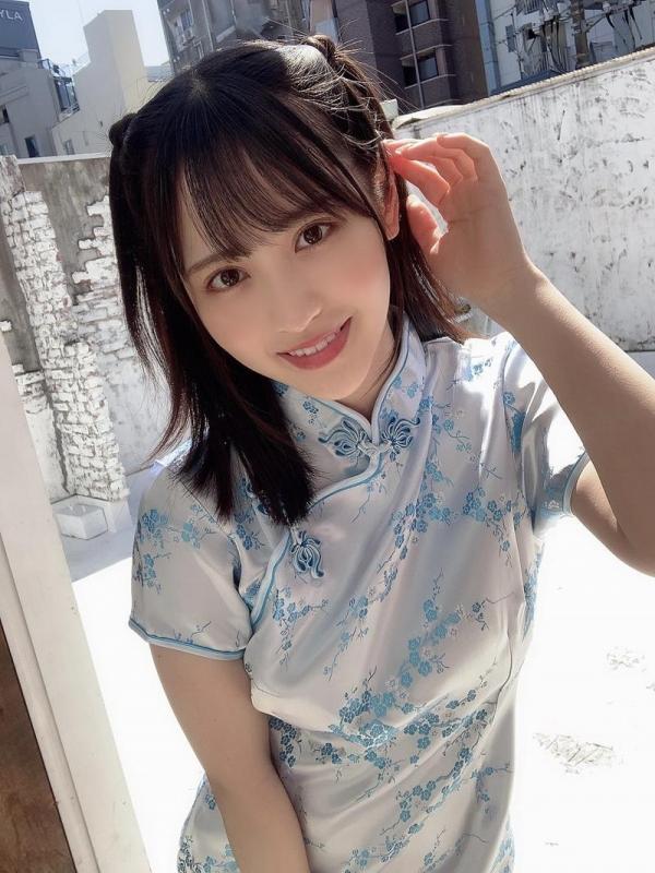 小野六花 19歳 エロすぎるチャイナドレス美少女 画像30枚のa15枚目