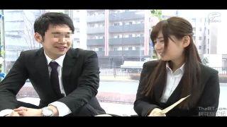 【エロ動画】パンスト姿のOL美少女の、中出しフェラプレイエロ動画!!