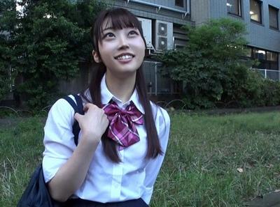 ビッチなTバックの女子校生の、種付け無料エロ動画。【女子校生動画】