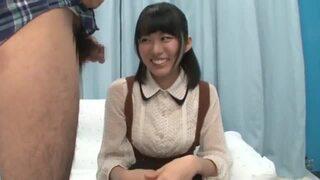 【お姉さん フェラ】スレンダーでエロい美乳のお姉さん美少女の、SMモニタリングsexが、MM号にて…!!