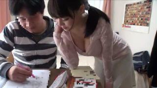 【浜崎真緒】巨乳の女子大生、浜崎真緒のレイプイラマチオ隠し撮りプレイエロ動画。【家庭教師】
