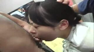 【美少女】貧乳の美少女の、イマラチオ口内射精レイププレイエロ動画!【エロ動画】