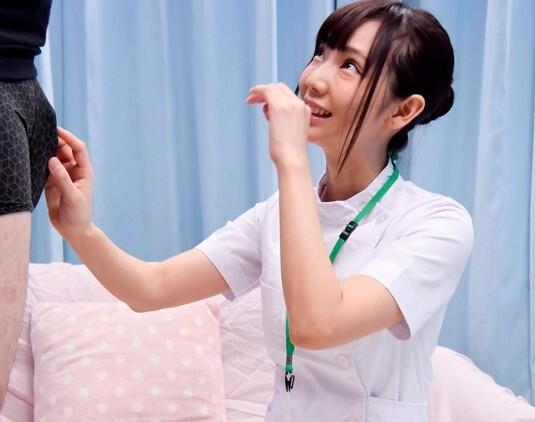MM号にて、美人な看護師ナースの、手コキ中出しSMエロ動画。【フェラ動画】