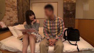 黒髪ロングな女子大生美少女の、中出しフェラ昇天無料H動画!【のぞき、膣内射精動画】