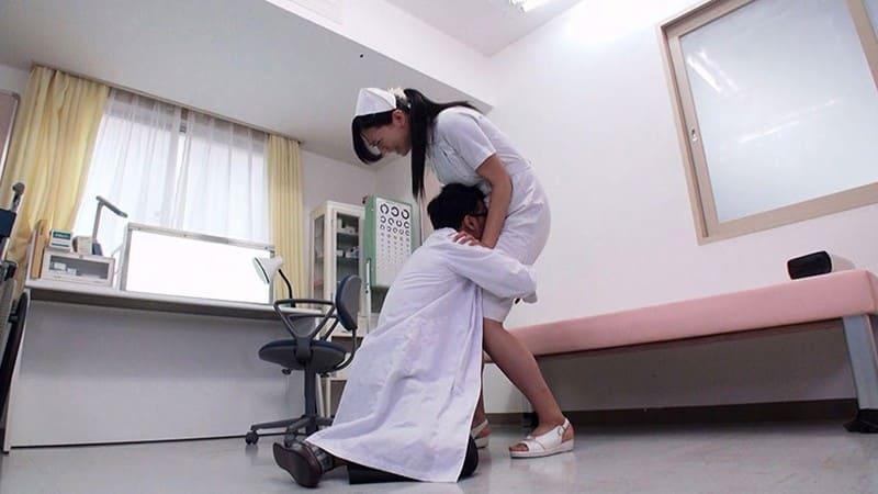 診察室で襲われる看護婦