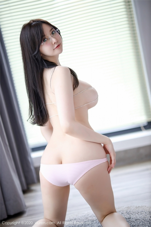 糯美子Minibabe 眼帯ビキニ 13