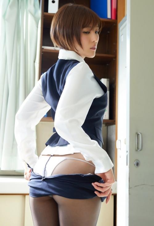 エッチな制服OL 05