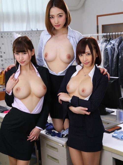 エッチな制服OL 50