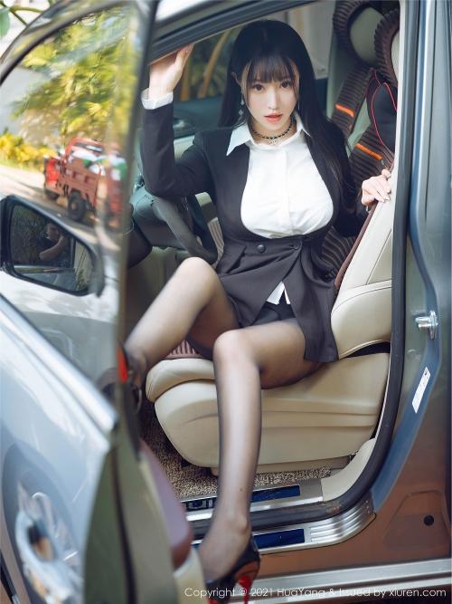 美脚パンストのエロい秘書 38