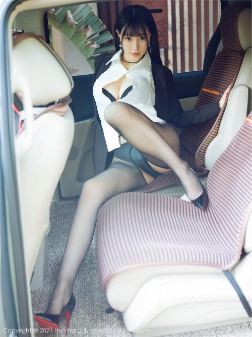 美脚パンストのエロい秘書 48