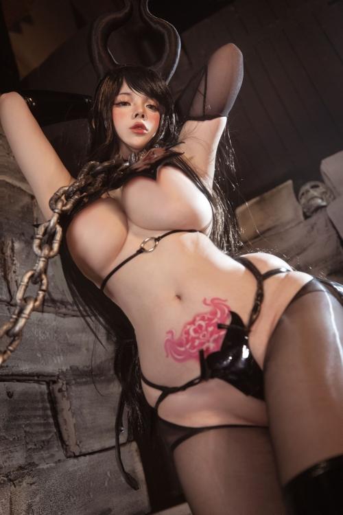 サキュバス コスプレ Succubus_cosplay エロ画像 19
