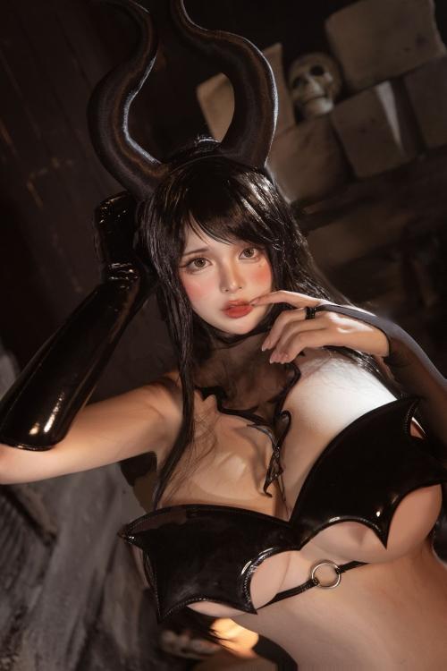 サキュバス コスプレ Succubus_cosplay エロ画像 20