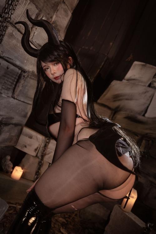 サキュバス コスプレ Succubus_cosplay エロ画像 22