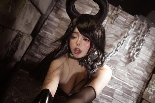 サキュバス コスプレ Succubus_cosplay エロ画像 35
