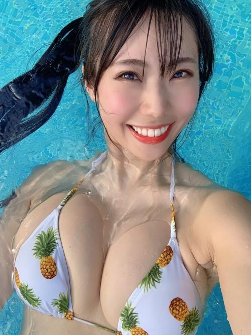 鈴木ふみ奈 グラビア水着画像 26