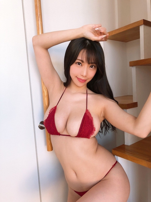 鈴木ふみ奈 グラビア水着画像 37