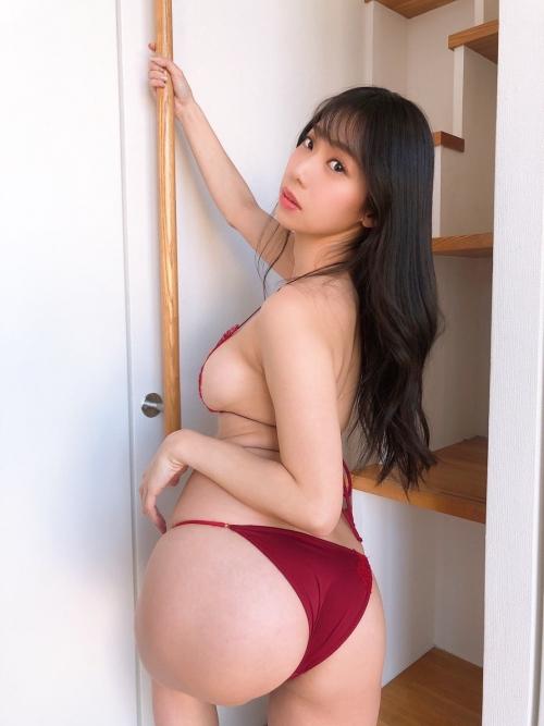 鈴木ふみ奈 グラビア水着画像 38