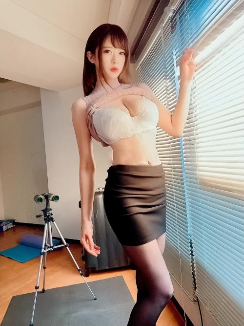AV女優 辻井ほのか Twitterエロ画像 153