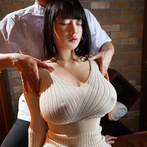 鷲尾めい ニットワンピ姿のむっちむちJカップボディで誘惑SEXしちゃう、全裸よりもエロいエロお姉さま動画